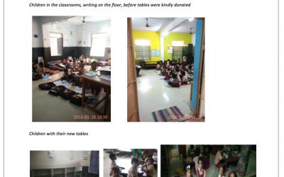 Chennai Middle school, MGR Nagar