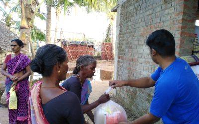 Jambavanodai Village, Muthupet